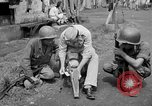 Image of Santo Tomas concentration camp Manila Philippines, 1945, second 11 stock footage video 65675050790