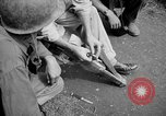 Image of Santo Tomas concentration camp Manila Philippines, 1945, second 15 stock footage video 65675050790