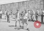 Image of Santo Tomas concentration camp Manila Philippines, 1945, second 15 stock footage video 65675050791