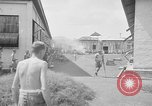Image of Santo Tomas concentration camp Manila Philippines, 1945, second 19 stock footage video 65675050791