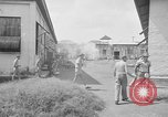 Image of Santo Tomas concentration camp Manila Philippines, 1945, second 23 stock footage video 65675050791