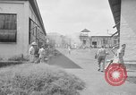 Image of Santo Tomas concentration camp Manila Philippines, 1945, second 26 stock footage video 65675050791