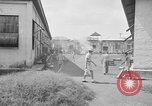 Image of Santo Tomas concentration camp Manila Philippines, 1945, second 28 stock footage video 65675050791