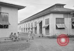 Image of Santo Tomas concentration camp Manila Philippines, 1945, second 30 stock footage video 65675050791