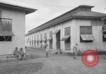 Image of Santo Tomas concentration camp Manila Philippines, 1945, second 33 stock footage video 65675050791