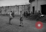 Image of Santo Tomas concentration camp Manila Philippines, 1945, second 48 stock footage video 65675050791