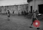 Image of Santo Tomas concentration camp Manila Philippines, 1945, second 50 stock footage video 65675050791