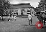 Image of Santo Tomas concentration camp Manila Philippines, 1945, second 52 stock footage video 65675050791