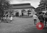 Image of Santo Tomas concentration camp Manila Philippines, 1945, second 53 stock footage video 65675050791