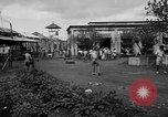 Image of Santo Tomas concentration camp Manila Philippines, 1945, second 57 stock footage video 65675050791