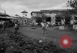 Image of Santo Tomas concentration camp Manila Philippines, 1945, second 58 stock footage video 65675050791