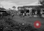 Image of Santo Tomas concentration camp Manila Philippines, 1945, second 60 stock footage video 65675050791