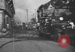Image of Santo Tomas concentration camp Manila Philippines, 1945, second 41 stock footage video 65675050792