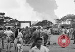 Image of Santo Tomas concentration camp Manila Philippines, 1945, second 25 stock footage video 65675050793