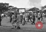Image of Santo Tomas concentration camp Manila Philippines, 1945, second 43 stock footage video 65675050793