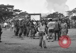 Image of Santo Tomas concentration camp Manila Philippines, 1945, second 46 stock footage video 65675050793