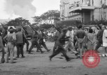 Image of Santo Tomas concentration camp Manila Philippines, 1945, second 47 stock footage video 65675050793