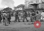 Image of Santo Tomas concentration camp Manila Philippines, 1945, second 51 stock footage video 65675050793
