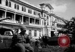 Image of Santo Tomas concentration camp Manila Philippines, 1945, second 38 stock footage video 65675050794