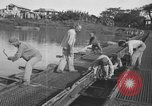 Image of Santo Tomas concentration camp Manila Philippines, 1945, second 29 stock footage video 65675050795