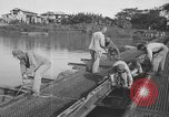 Image of Santo Tomas concentration camp Manila Philippines, 1945, second 31 stock footage video 65675050795