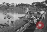 Image of Santo Tomas concentration camp Manila Philippines, 1945, second 32 stock footage video 65675050795