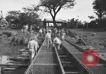 Image of Santo Tomas concentration camp Manila Philippines, 1945, second 62 stock footage video 65675050795