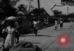 Image of Santo Tomas concentration camp Manila Philippines, 1945, second 5 stock footage video 65675050797