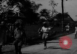 Image of Santo Tomas concentration camp Manila Philippines, 1945, second 8 stock footage video 65675050797
