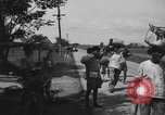 Image of Santo Tomas concentration camp Manila Philippines, 1945, second 22 stock footage video 65675050797