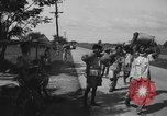 Image of Santo Tomas concentration camp Manila Philippines, 1945, second 24 stock footage video 65675050797