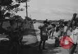 Image of Santo Tomas concentration camp Manila Philippines, 1945, second 25 stock footage video 65675050797