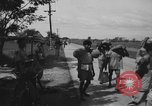 Image of Santo Tomas concentration camp Manila Philippines, 1945, second 27 stock footage video 65675050797