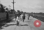 Image of Santo Tomas concentration camp Manila Philippines, 1945, second 34 stock footage video 65675050797