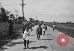 Image of Santo Tomas concentration camp Manila Philippines, 1945, second 35 stock footage video 65675050797