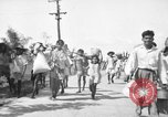 Image of Santo Tomas concentration camp Manila Philippines, 1945, second 44 stock footage video 65675050797