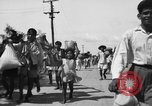 Image of Santo Tomas concentration camp Manila Philippines, 1945, second 45 stock footage video 65675050797