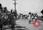 Image of Santo Tomas concentration camp Manila Philippines, 1945, second 46 stock footage video 65675050797