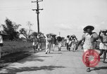 Image of Santo Tomas concentration camp Manila Philippines, 1945, second 48 stock footage video 65675050797