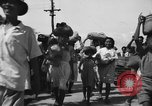 Image of Santo Tomas concentration camp Manila Philippines, 1945, second 49 stock footage video 65675050797