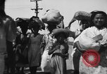 Image of Santo Tomas concentration camp Manila Philippines, 1945, second 51 stock footage video 65675050797