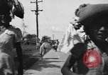 Image of Santo Tomas concentration camp Manila Philippines, 1945, second 53 stock footage video 65675050797