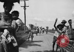 Image of Santo Tomas concentration camp Manila Philippines, 1945, second 54 stock footage video 65675050797