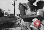 Image of Santo Tomas concentration camp Manila Philippines, 1945, second 55 stock footage video 65675050797