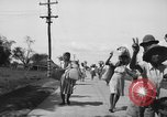 Image of Santo Tomas concentration camp Manila Philippines, 1945, second 56 stock footage video 65675050797