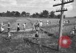 Image of Santo Tomas concentration camp Manila Philippines, 1945, second 58 stock footage video 65675050797