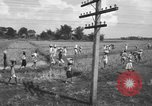 Image of Santo Tomas concentration camp Manila Philippines, 1945, second 59 stock footage video 65675050797