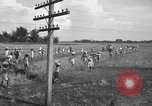 Image of Santo Tomas concentration camp Manila Philippines, 1945, second 61 stock footage video 65675050797