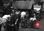 Image of Santo Tomas concentration camp Manila Philippines, 1945, second 22 stock footage video 65675050800