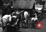 Image of Santo Tomas concentration camp Manila Philippines, 1945, second 24 stock footage video 65675050800